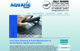 aquaticcare.co.uk