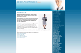 general-practitioners-uk.co.uk