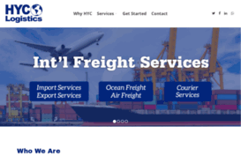 Simplified logistics