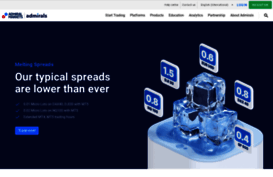 www admirals com