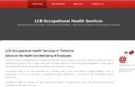 lcb-occupational-health-services.co.uk