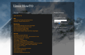 linuxhowto.in