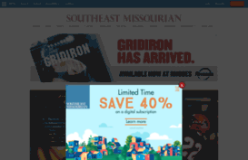missourian paper The catholic missourian is the official newspaper of the diocese of jefferson city the print edition is published bi-weekly on fridays, 26 times per year the online edition is available daily at cathmocom.