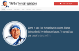 motherteresafoundation.org.in