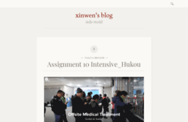 blog assignments Visit students assignments blog and read our latest update and news about assignment writing, homework help, essay writing and more.