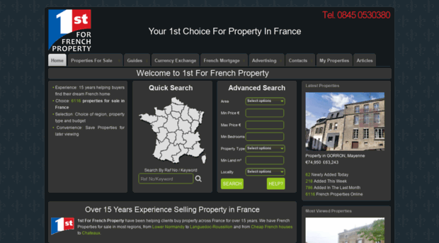 1st-for-french-property.co.uk