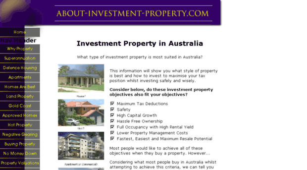 an analysis of property investment in the australian economy Australia's big east coast property markets have been riding high for years, but a lack of liquidity could drown investors when the real estate market turns, writes michael janda.