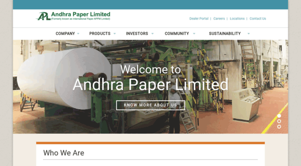 international paper com