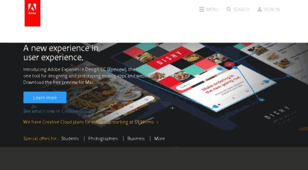 Adobe UK Creative marketing and document management