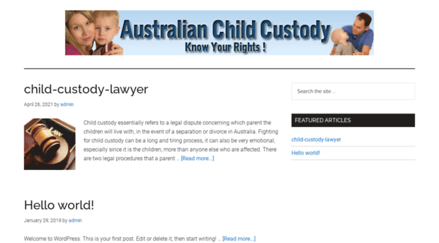 child custody and support laws should Handbook for non-custodial parents introduction the purpose of this handbook is to inform noncustodial parents about paternity establishment and child support services.