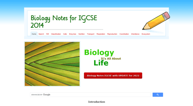 biology 30 notes Continue reading biology class notes the irreplaceable role of molecular biology in the health of mankind july 30, 2017 molecular biology – this is a term that.