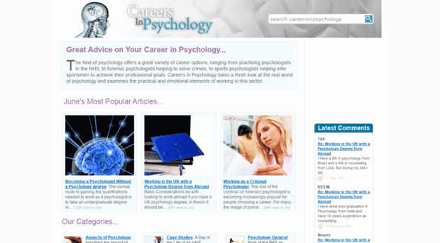 career in psychology Psychology graduates who don't want to be a psychologist may choose to do a postgraduate qualification in their chosen career area, for example advertising, marketing, teaching or human resources some graduates go on to undertake research at masters and phd level in order to follow an academic career that combines research and teaching.