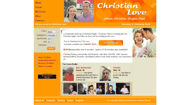 Christian dating websites reviews uk