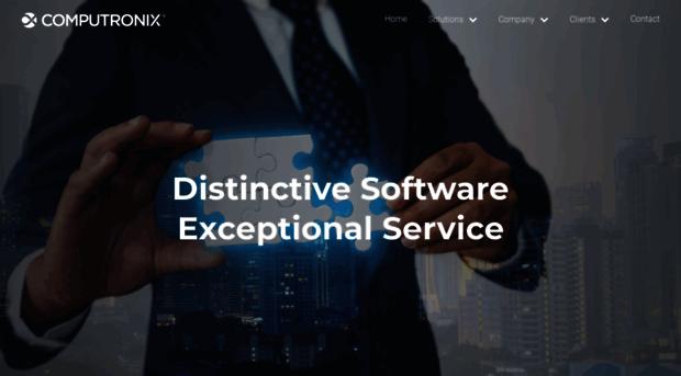 comptronix corporation case study