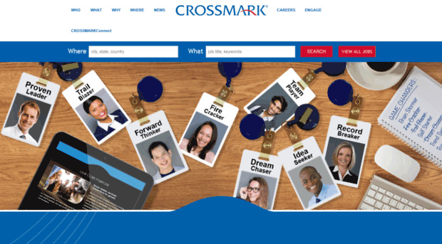 crossmarkcareers.jobs