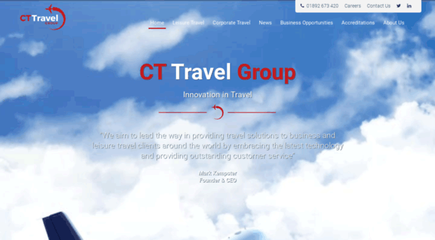 cttgroup.co.uk