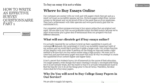 what a college education buys essay Conclusion and future the difference between our adult's and student's survey is very note what does the future of college education hold in america.