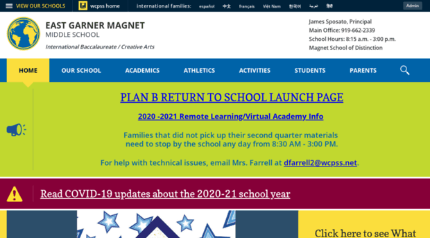 www assignment wcpss net Object moved to here.