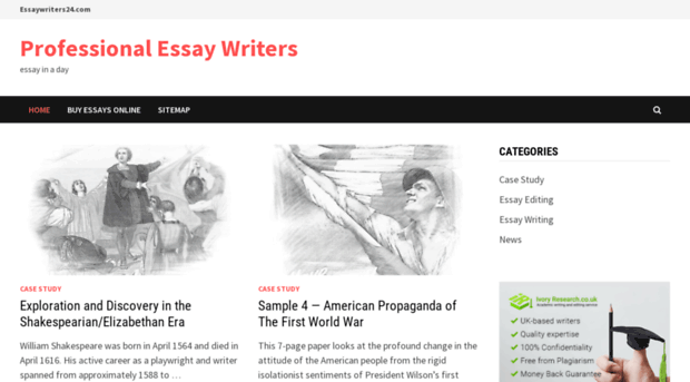 essaywriters com Want to find a professional writer essay writer online service will help you achieve success within the shortest amount of time possible.