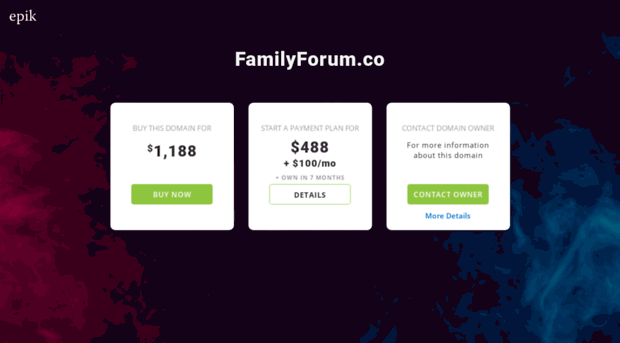 familyforum.co