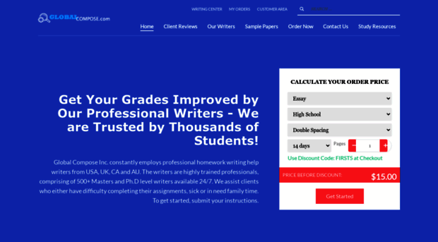 Academic writers online review sites