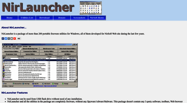 launcher.nirsoft.net