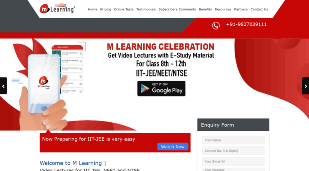 m-learning.in