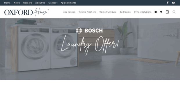Leading domestic appliance brand