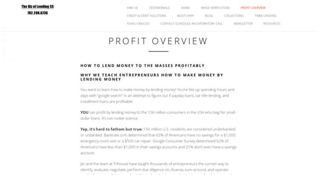 Waco trib payday lending