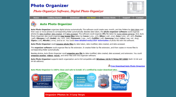 photo-organizer.net
