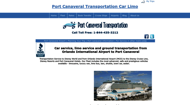 port-canaveral-transportation.net