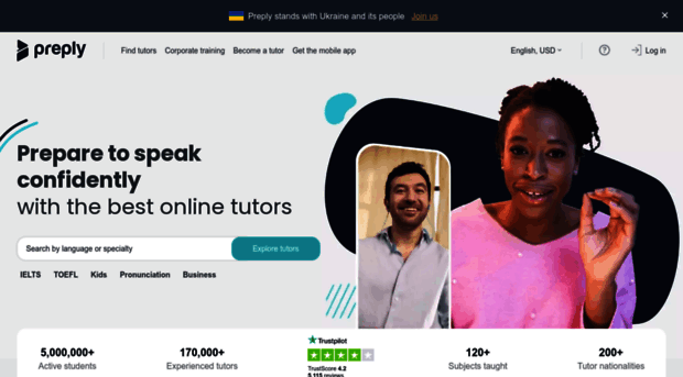 Find a tutor for Skype and local classes Best private