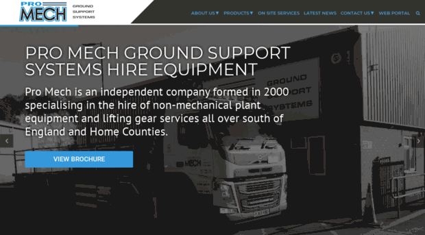 promechhire.co.uk
