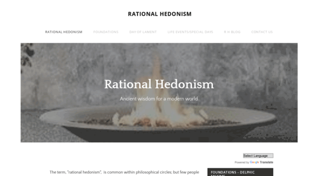rationalhedonism.org