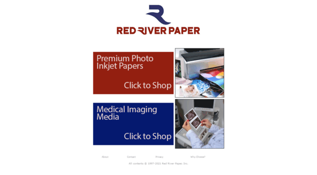 redriver paper Red river paper premium photographic inkjet papers, ultrasound paper, icc profiles, inkjet greeting cards.
