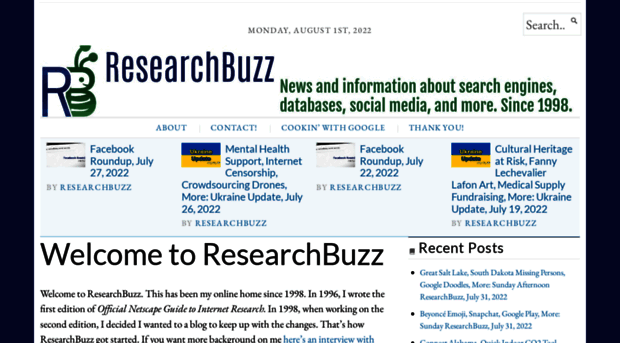 researchbuzz.org