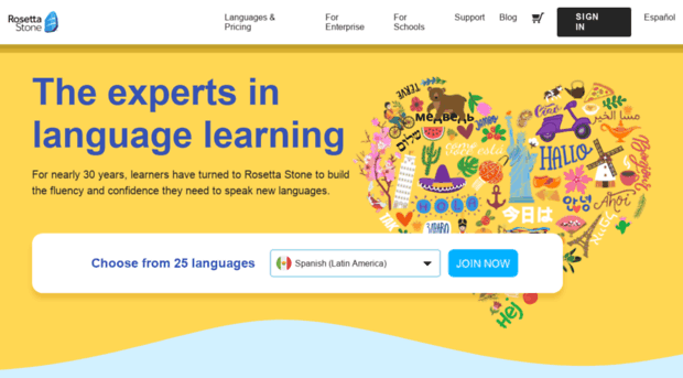 Official Rosetta Stone  Language Learning  Learn a Language