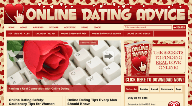 Dating online secrets