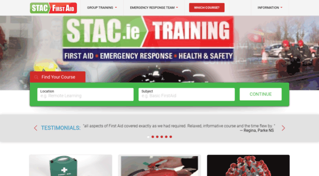 stacfirstaidcourses.ie