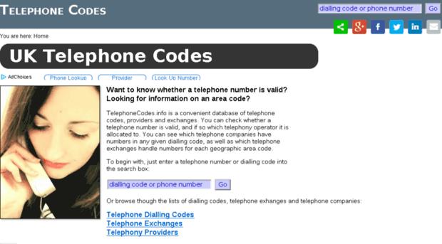 england phone code