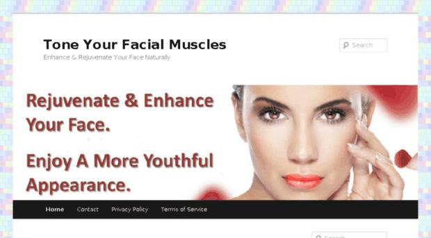 Tone facial