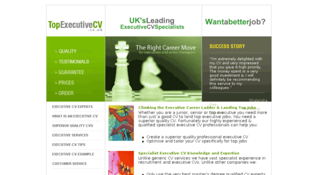 professional resume writing services uk