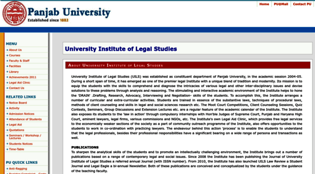 a research on legal studies Journal of legal studies and research (jlsr) is a bi-monthly law e-journal started with an aim to provide an avenue for the expression.