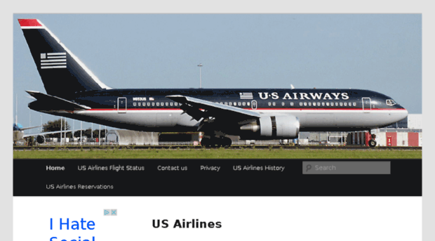 a history of the united states airlines Oversight in the united states airlines, aircraft surveys the history of aviation safety oversight in the united states and how decision makers and.