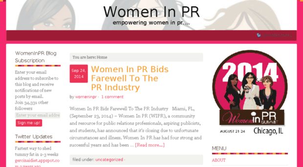 women in pr
