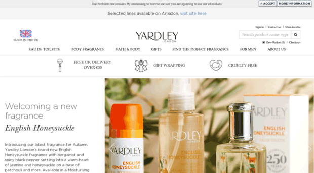 yardleylondon.co.uk